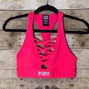 PINK BY VICTORIA SECERT ULTIMATE SPORTS BRA  SZ S